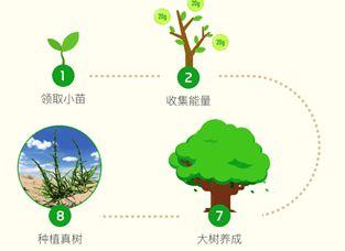 蚂蚁森林种树有什么用(隐形好处一看便知)